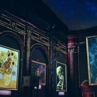 Van Gogh - The Exhibition. (Crédit : Ivanov Christine)