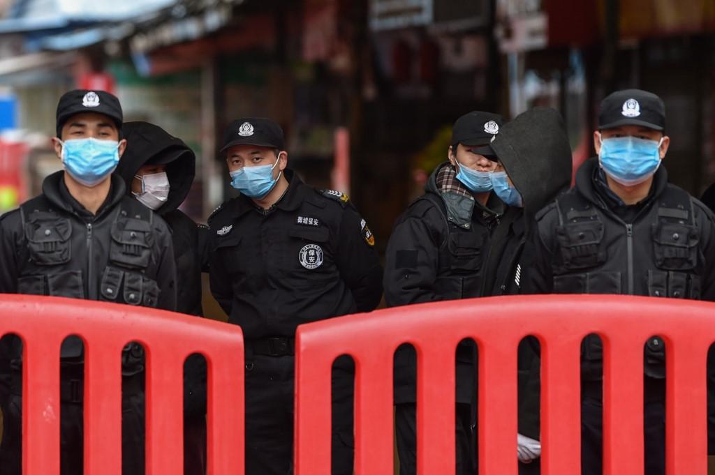 Coronavirus: le bilan passe à 490 morts en Chine