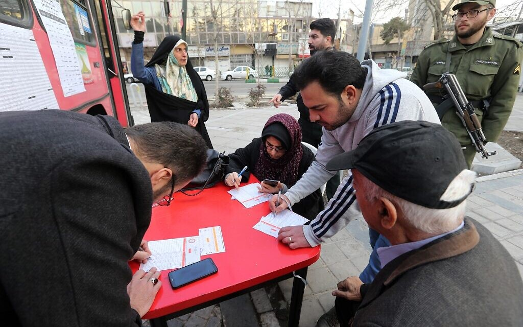 Iran : faible participation aux législatives ; les conservateurs crient victoire