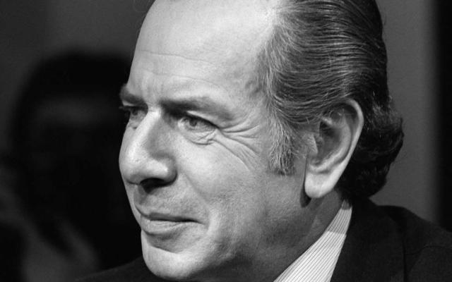 Jean Daniel, fondateur du Nouvel Observateur devenu l'Obs, est décédé à 99 an, le 20 février 2020. (Crédit : via Twitter)