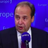 Le député Jean-Christophe Lagarde au micro d'Europe 1, le 23 février. (Crédit : capture d'écran Europe 1)