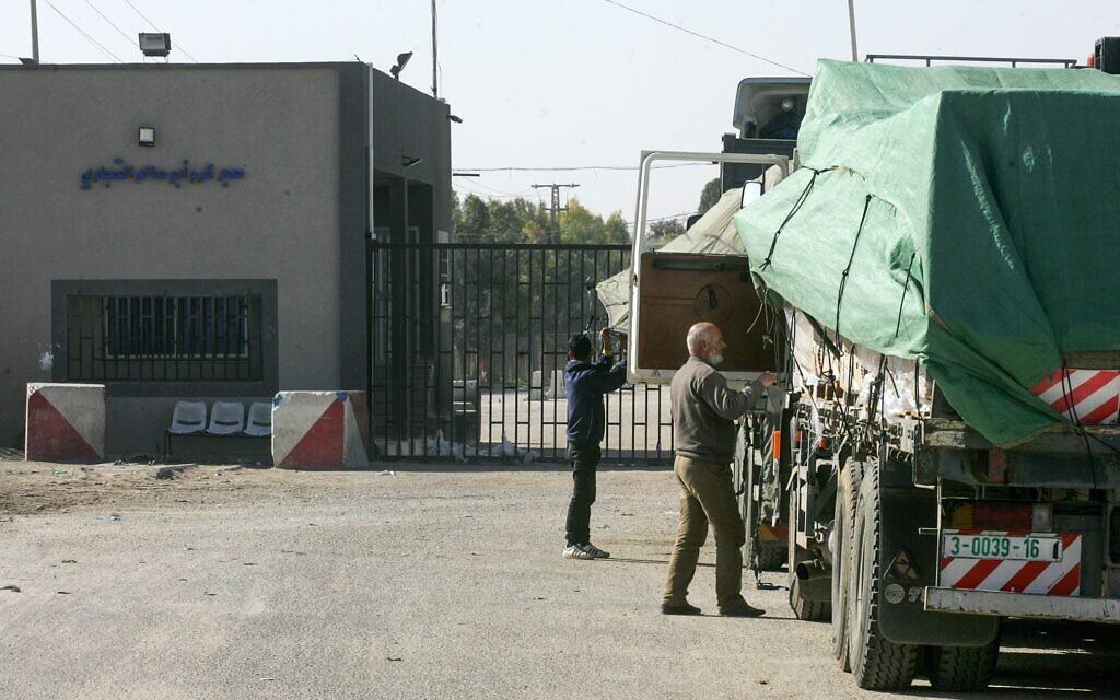 Israël va rouvrir les points de passage de la bande de Gaza et la zone de pêche