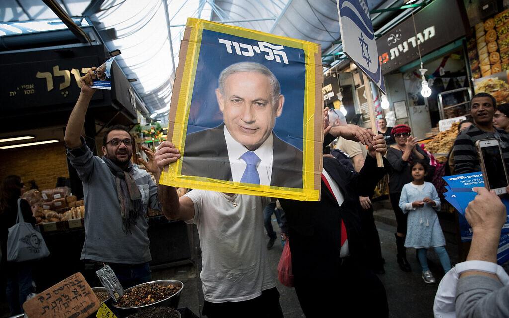 Dans les zones « périphériques » d'Israël, Netanyahu est roi