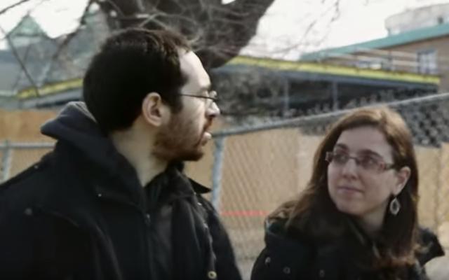 Yohanan et Shifra Lowen intentent un procès à la province de Québec et au système scolaire. (Capture d'écran YouTube via JTA)
