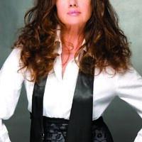 La chanteuse italienne Giglio Cinquetti, qui sera en concert en Israël les 10 et 11 avril 2020. (Autorisation : Giglio Cinquetti)