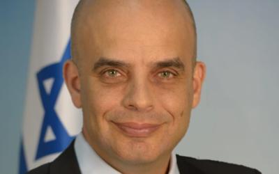 Le procureur de l'Etat par intérim Dan Eldad. (Site internet du bureau du procureur de l'Etat)