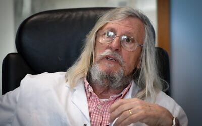 Le professeur Didier Raoult, le 26 février 2020. (Crédit : GERARD JULIEN / AFP)