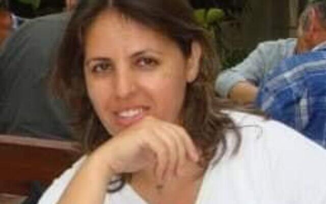 Tamar Peretz-Levi, 49 ans, une veuve de Lod, est décédée du coronavirus, le 31 mars 2020. (Autorisation)