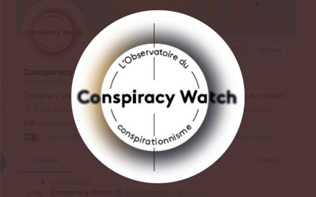 Logo du site Conspiracy Watch.