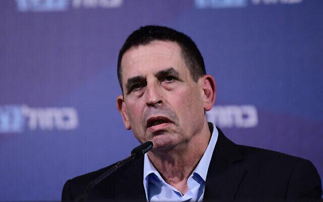 Le député Yoav Segalovitz, le 19 février 2020 (Crédit : Tomer Neuberg/Flash90)