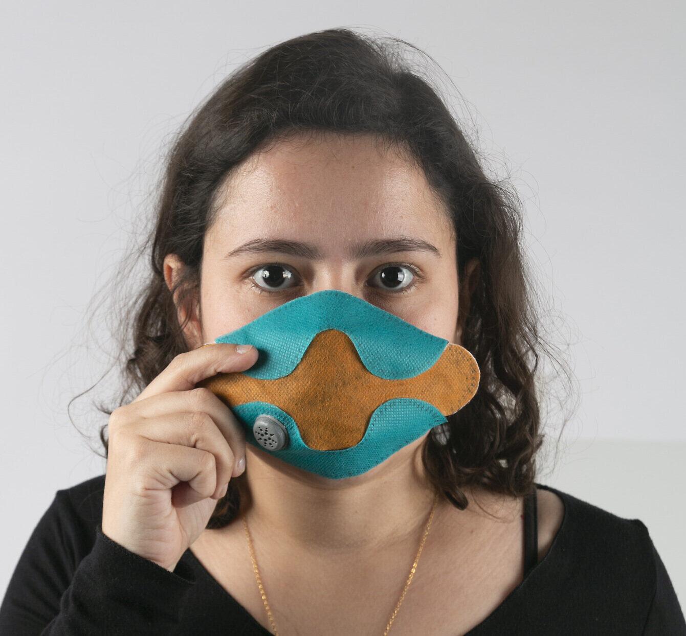 masque a gaz coronavirus