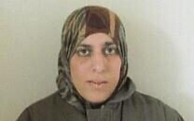 Aya Khatib (Shin Bet)