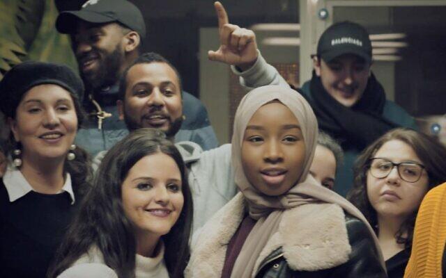 Capture d'écran du documentaire «À notre tour» de la journaliste Hanna Assouline. (Crédit : Gogogo Films & Chaï Chaï Films)