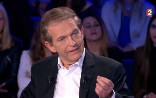 Le docteur Frédéric Saldman. (Capture d'écran YouTube)