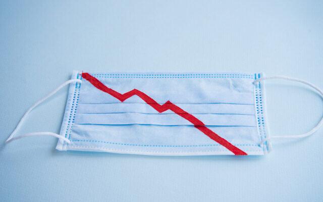 Une image illustrant la façon dont le coronavirus affecte les économies et les marchés boursiers du monde entier. (Dina Damotseva ; iStock par Getty Images)