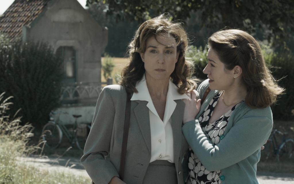 """Capture d'écran de """"Je ne rêve que de vous"""", ou """"An Irrepressible Woman"""". (Autorisation)"""