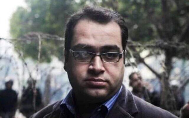 L'ancien député Zyad al-Elaimy. (Crédit : Amnesty)