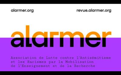 Logo de l'association Alarmer.