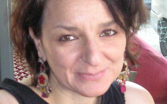 L'universitaire franco-israélienne Eva Illouz en 2008 (Crédit : Wikipedia)