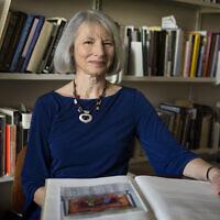 """La rabbin Vanessa Ochs est l'auteure d'un nouvel ouvrage : """"The Passover Haggadah: A Biography"""". (Autorisation)"""