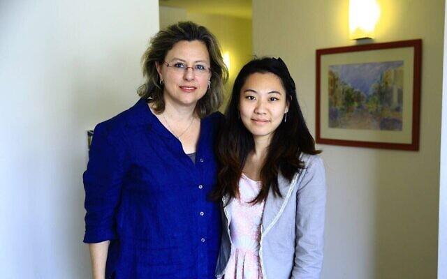 Betty Xi (à droite) et Danielle Gurevitch. (Autorisation)
