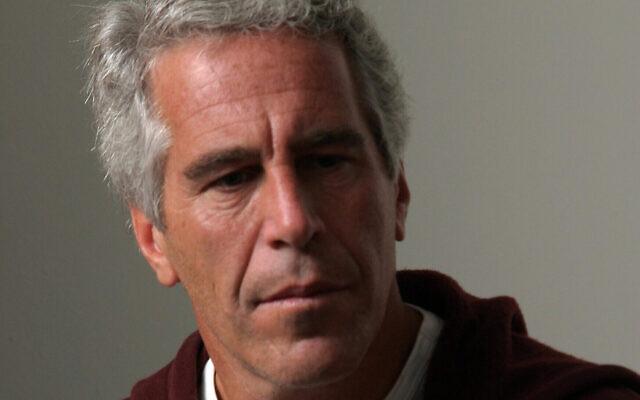 Jeffrey Epstein à Cambridge dans le Massachusetts en 2004. (Rick Friedman / Rick Friedman Photography / Corbis via Getty Images via JTA)