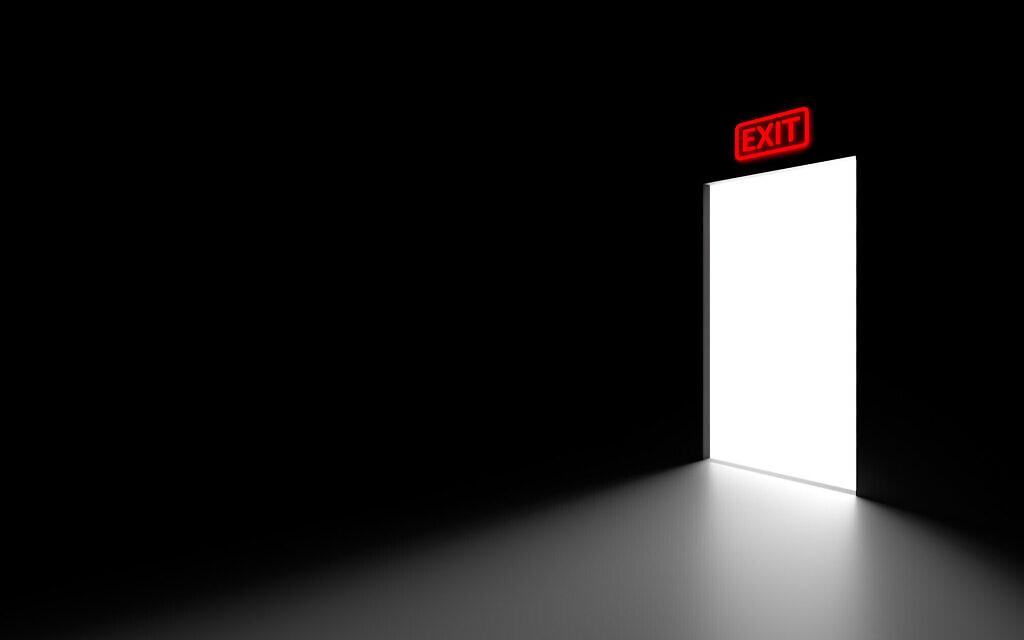 Photo d'illustration : Le passage de l'ombre à la lumière (Crédit : Julia Kuznetsova; iStock by Getty Images)