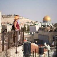 Faites un pèlerinage à Jérusalem pour Shavouot 2020, et profitez des nouveux sentiers ouverts sur les toits et les fortifications de la ville (Autorisation : municipalité de Jérusalem)