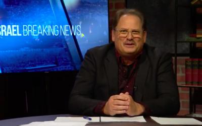 Le directeur de GOD TV Ward Simpson (Capture d'écran : Youtube)