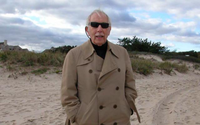 David Toren, décédé le 19 avril 2020 chez lui à Manhattan des suites du coronavirus à l'âge de 94 ans. (Peter Toren via AP)