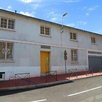 La synagogue de Limoges. (Crédit : Aimelaime / Creative CommonsAttribution)