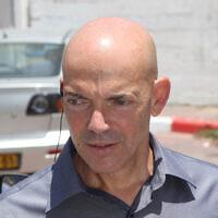 L'inventeur du Dôme de fer, le Dr. Danny Gold (Flash90)