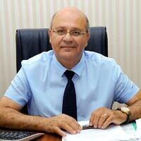Dr. Hezi Levy. (Ministère de la Santé)