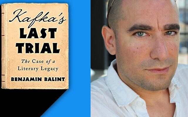 Benjamin Balint. (Autorisation du prix Sami Rohr)