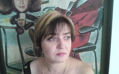 Tatiana Haikin, tuée le 3 mai par son compagnon. (Autorisation)