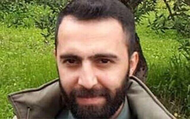 Mahmoud Mousavi Majd, un Iranien condamné à la peine de mort pour espionnage présumé pour le compte du Mossad et de la CIA (Crédit : Médias iraniens)