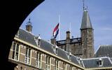 Le Binnenhof, le siège du gouvernement néerlandais, à La Haye, Pays-Bas, en 2014. (AP Photo/Phil Nijhuis)