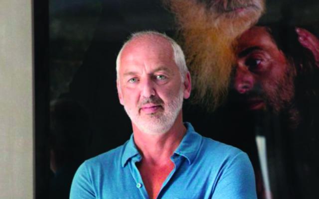 L'entrepreneur Dominique Romano, nouveau président de Radio J et président-fondateur depuis 1988 de Guibor. (Crédit : Radio J)