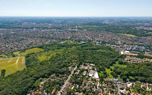 La ville de Gagny, en Seine-Saint-Denis. (Crédit : Gagny.fr)