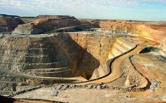 Illustration : une mine d'or en Australie. (Crédit : Yewenyi / CC BY-SA 3.0)