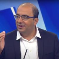 Le député de la Liste arabe unie Sami Abu Shehadeh (Capture d'écran: YouTube)