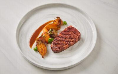 """Redefine Meat a dévoilé ce qu'il appelle """"le tout premier"""" steak végétal """"au monde"""" mis au point par impression 3D (Autorisation)"""