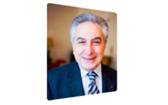 L'avocat français Joseph Roubache. (Crédit : Joseph Roubache / CRIF)
