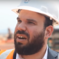 Dan Gertler. (Capture d'écran : YouTube)