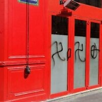La devanture du bar le Cox, à Paris, le 6 juillet 2020. (Crédit : Twitter)