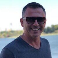 Michael Ben Zikri, qui s'est noyé en sauvant une famille de la noyade dans un lac, le 3 juillet 2020. (Autorisation)