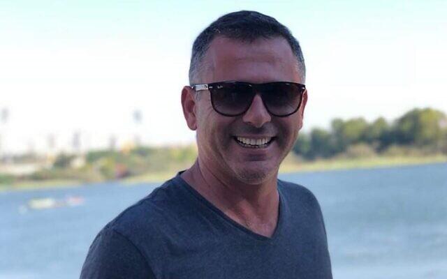 Michael Ben Zikri, qui s'est noyé en sauvant une famille d'un lac le 3 juillet 2020. (Autorisation)