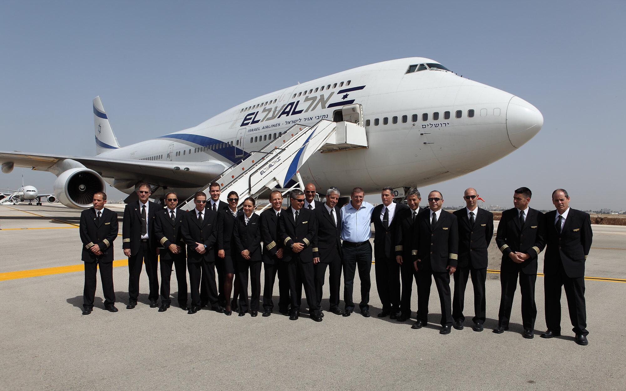 El Al, société privée depuis 2003, en voie d'être renationalisée par l'Etat   The Times of Israël