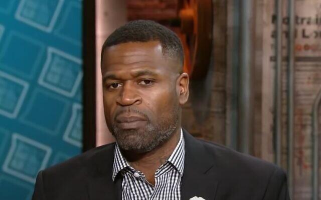 L'ancien joueur de la NBA Stephen Jackson (Capture d'écran : YouTube)