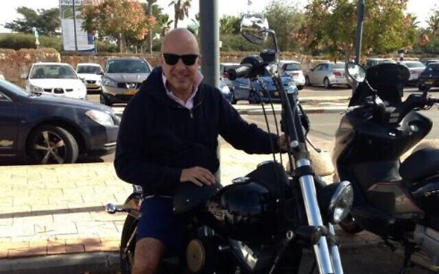 Moshe Strugano en 2013 (Capture d'écran : Facebook)
